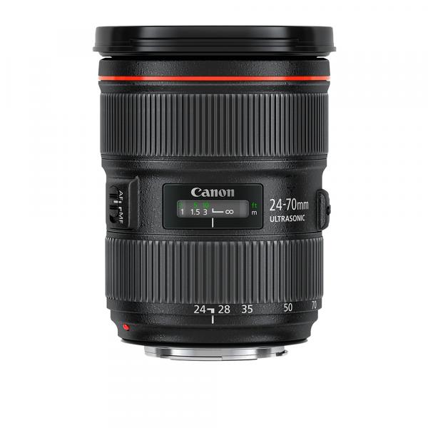 Canon EF 24-70/2.8L II USM-3 Jahre CH Garantie