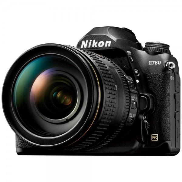 Nikon D780 Kit AF-S 24-120/4G ED VR-3 Jahre CH Garantie