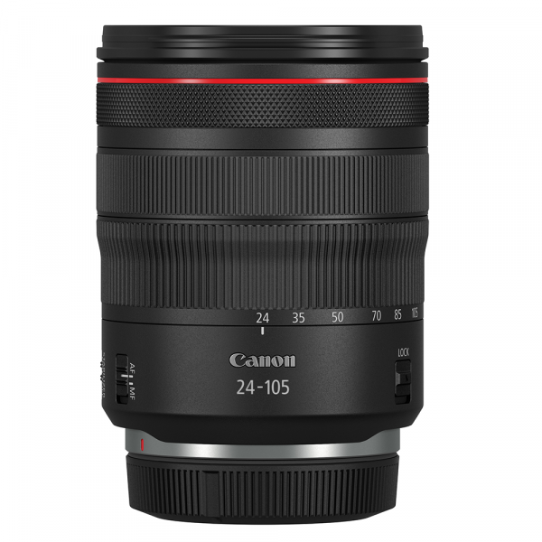 Canon RF 24-105/4.0 L IS USM-3 Jahre CH Garantie