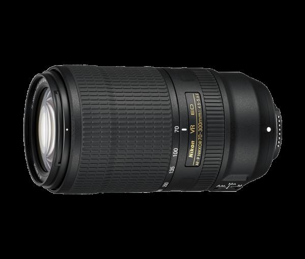 Nikon AF-P DX 70-300/4.5-6.3G ED VR-CH 3 J.G