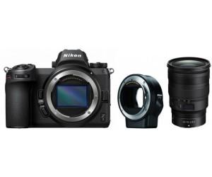 Nikon Z 7 Kit 24-70/4.0 S+FTZ Adapter-3 Jahre CH Gar.