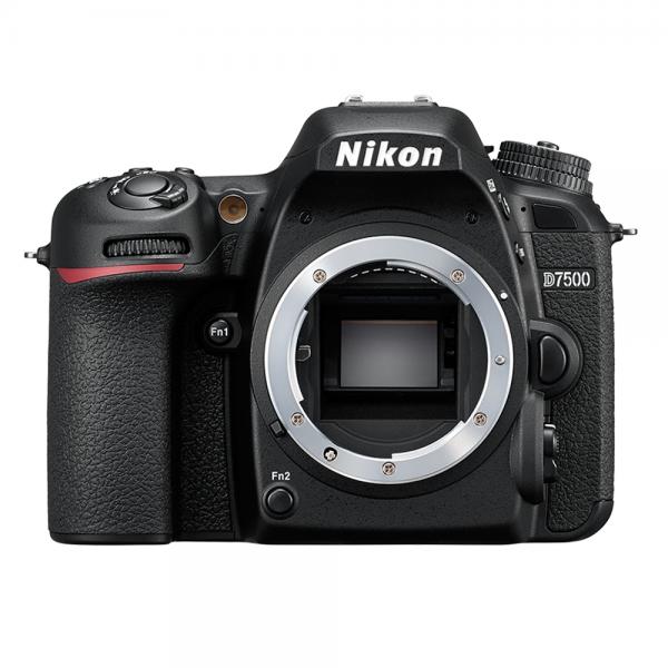 Nikon D7500 Body-CH 3 J. Gar.