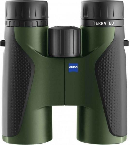 Zeiss Terra ED 10x42 schwarz-gruen