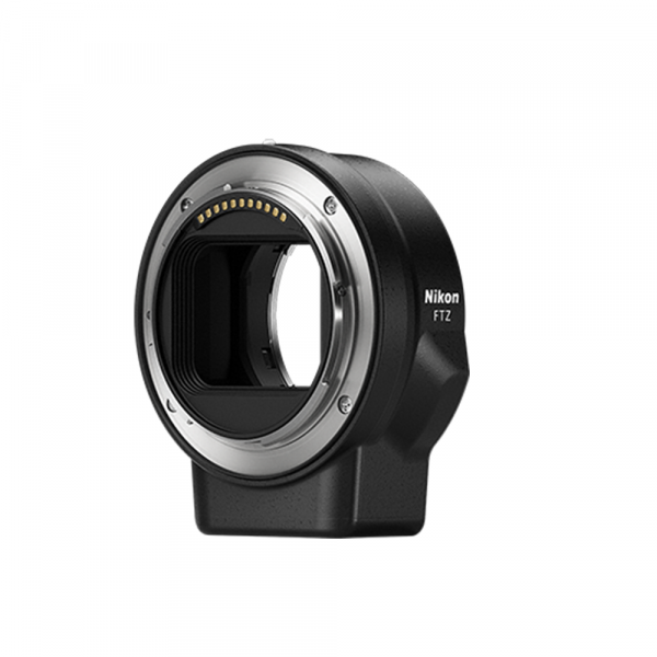 Nikon FTZ Adapter-Nikon CH 3 J Gar.