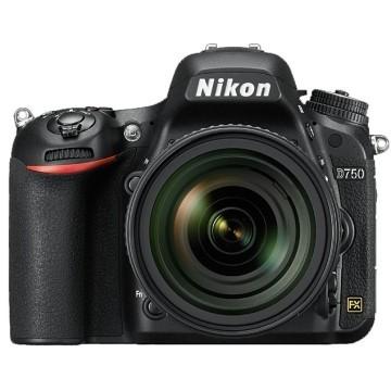 Nikon D750+24-120/4.0G ED VR-3 Jahre CH Garantie