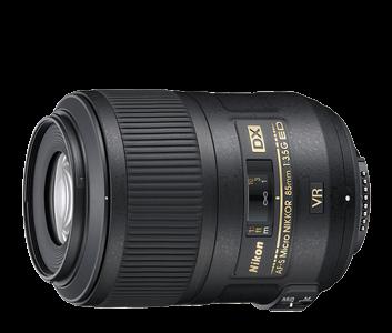 Nikon Micro AF-S DX 85/3.5G ED VR-CH 3 J. G