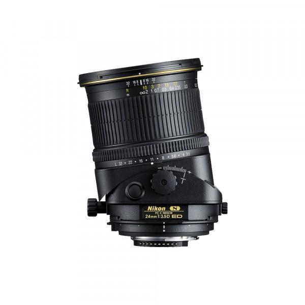Nikon Nikkor 24mm/3.5D ED PC-E - CH 3 Jahre Garantie