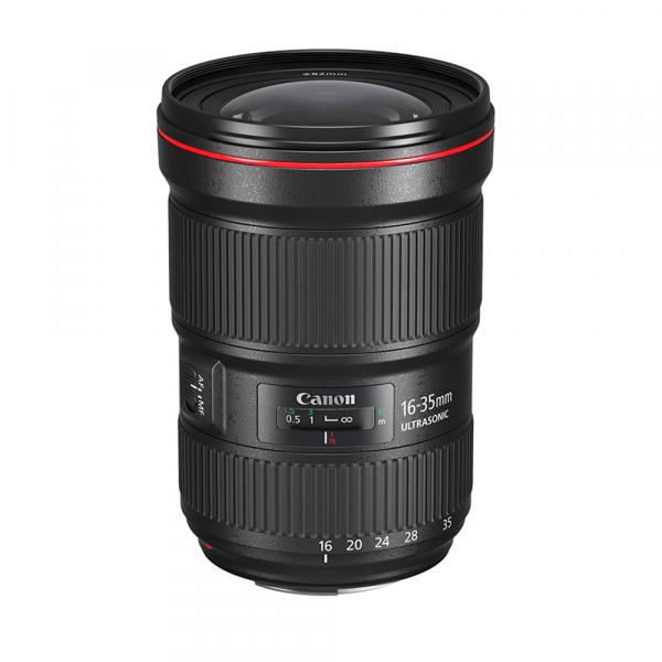 Canon EF 16-35/2.8L III USM-3 Jahre CH Garantie