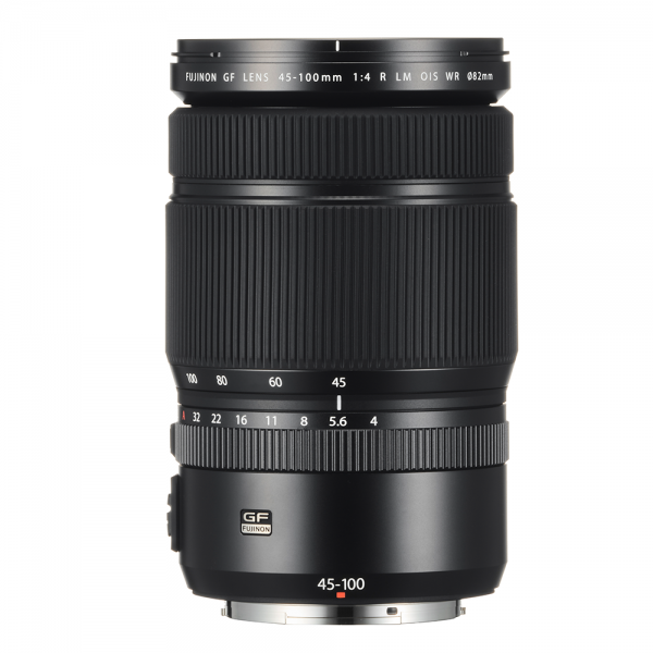 Fujifilm GF 45-100/4 R LM OIS WR-4 Jahre Fachhandelsgarantie