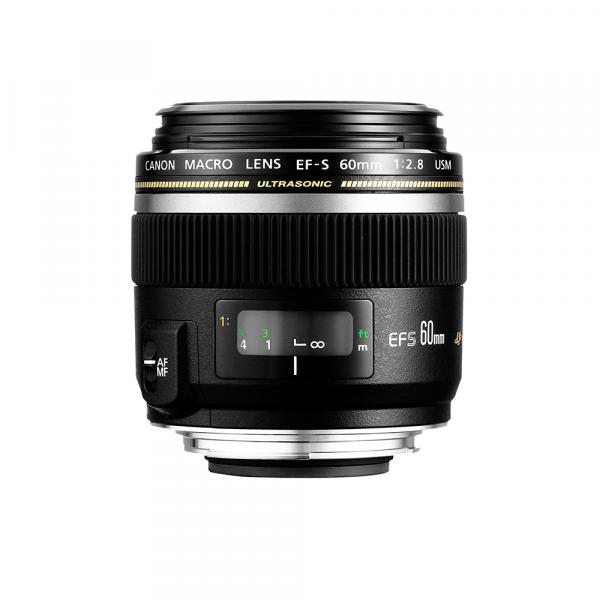 Canon EF-S 60/2.8 Makro USM-CH Garantie