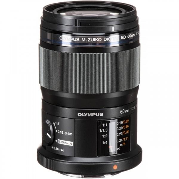 Olympus M.Zuiko ED 60/2.8 Makro-CH Gar