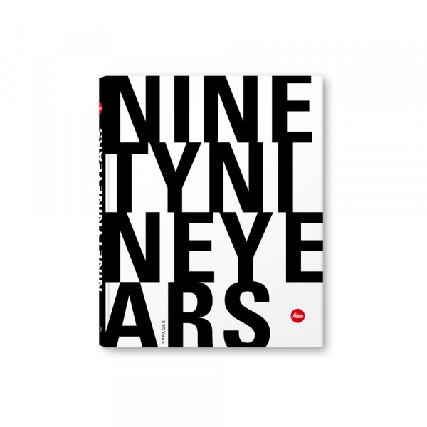 Leica Buch Ninetynineyears