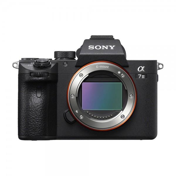 Sony A7 III Body - abzgl. 200.- Sony CashBack , 4 Jahre CH Garantie