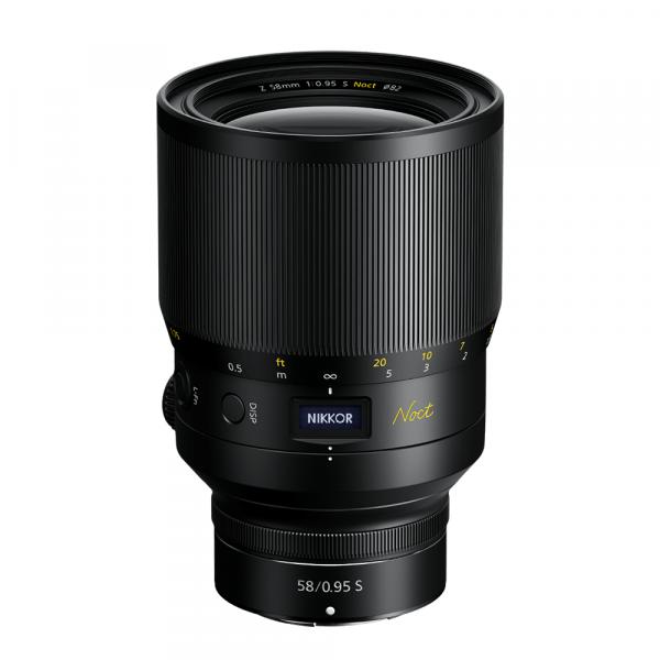 Nikon Z 58/0.95 S NOCT-3 Jahre CH Gar.