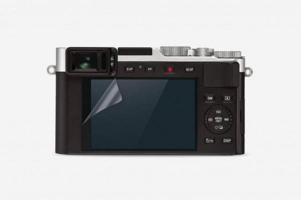 Leica D-Lux Display Schutzfolie