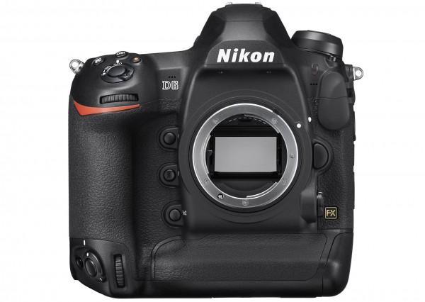 Nikon D6 Body-3 Jahre CH Garantie