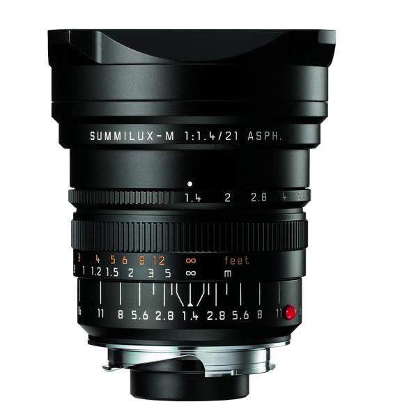 Leica Summilux-M 1: 1.4/21 ASPH schwarz 11647
