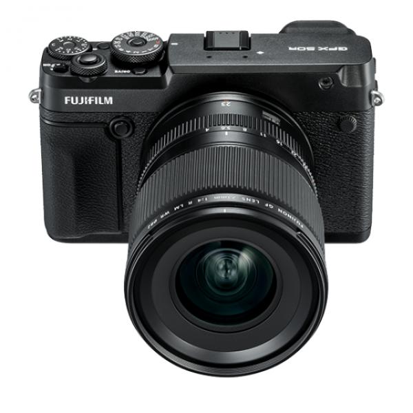 Fujifilm GFX 50R Kit GF 23/4.0R LM WR-4 Jahre Fachhandelsgarantie