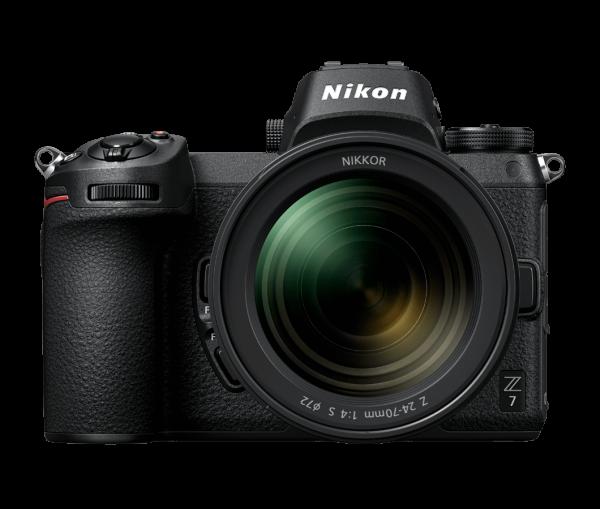 Nikon Z 7 Kit 24-70/4.0 S-3 Jahre CH Garantie