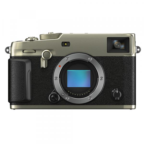 Fujifilm X-PRO 3 Body Dura silver-4 J. Fachhandelgar.