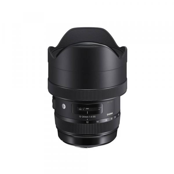 Sigma AF 12-24/4.0 Art DG HSM zu Nikon AF-inkl. SSC-Karte