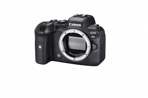 Canon EOS R6 Body-3 Jahre Premium Garantie