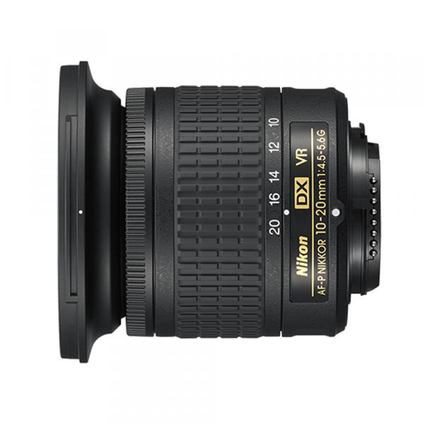 Nikon AF-P DX 10-20/4.5-5.6 G VR-3 J. CH Gar.
