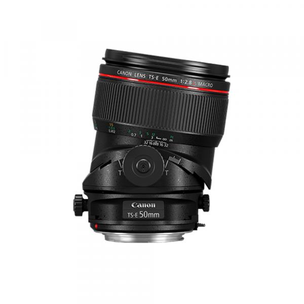 Canon TS-E 50/2.8L Macro-3 Jahre CH Garantie