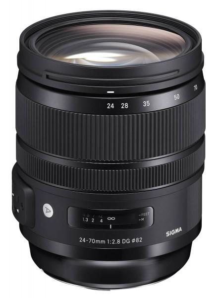 Sigma 24-70/2.8 DG OS HSM ART Canon-SSC Garantiekarte