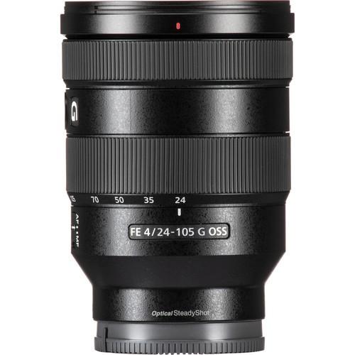 Sony FE 24-105/4.0 G OSS-abzgl. 100.- CashBack,CH Garantie