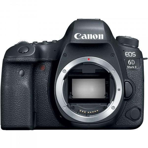 Canon EOS 6D Mark II Body-EOS X Plus Aktion,3 Jahre Premium Garantie