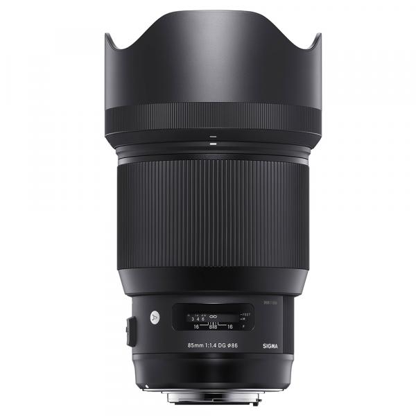 Sigma 85mm 1.4 DG HSM Nikon-SSC Garantiekarte
