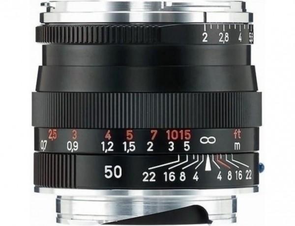Zeiss Makro-Planar T* 2.0 / 50 mm ZE Canon EF Mount