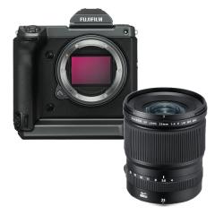 Fujifilm GFX100 Kit GF 23mm-4 Jahre Fachhandelsgarantie