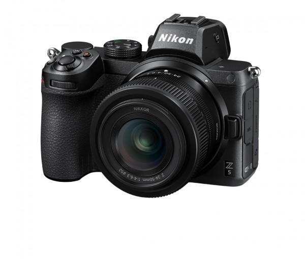 Nikon Z 5 Kit Z 24-50/4-6.3-3 Jahre CH Garantie