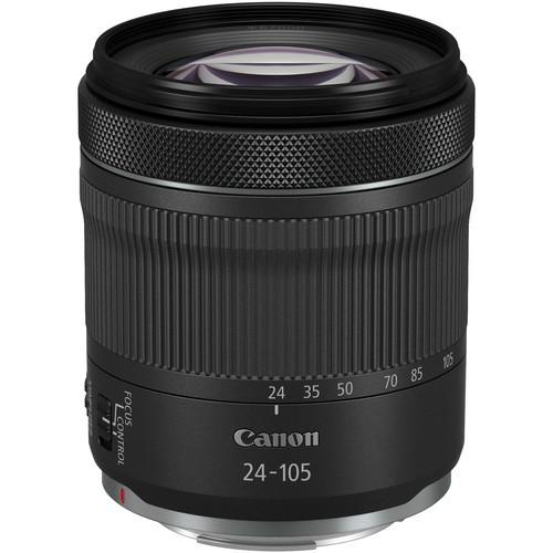 Canon RF 24-105/4-7.1 IS USM-CH Gar.