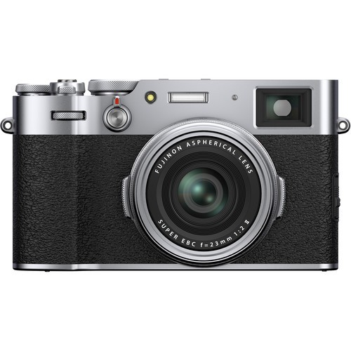 Fujifilm X100V silber-4 Jahre Fachhandelsgarantie