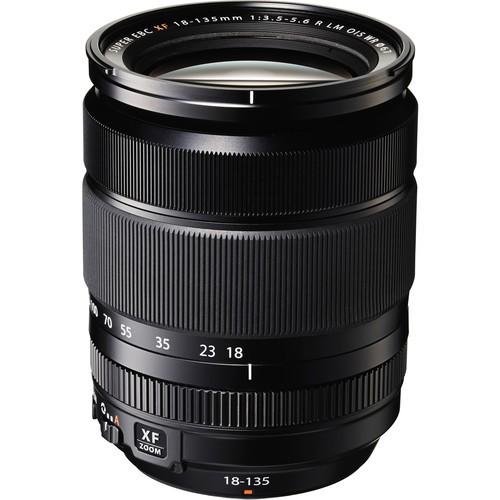 Fujifilm XF 18-135/3.5-5.6 R OIS WR-4 Jahre Fachhandelsgarantie