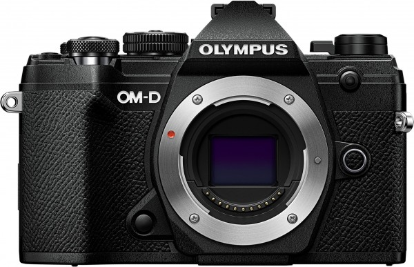 Olympus OM-D E-M5 Mark III Body black-CH Gar.