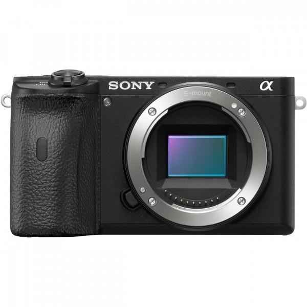 Sony A6600 Body Black - abzgl. 150.- Sony CashBack , 4 Jahre CH Garantie