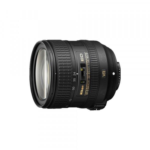Nikon AF-S Nikkor 24-85/3.5-4.5G ED VR-Nikon CH 3 J. Garantie