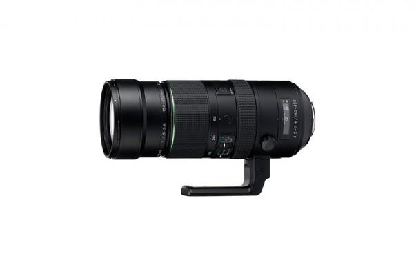 Pentax HD D-FA 150-450/4.5-5.6 ED DCAW-CH Garantie