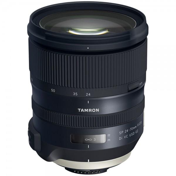 Tamron SP 24-70/2.8 Di VC USD G2 zu Canon EF-10 Jahre CH Garantie
