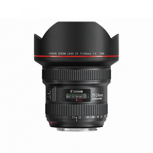 Canon EF 11-24/4.0 L USM-3 Jahre CH Garantie